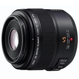 Panasonic LEICA DG MACRO-ELMARIT 45mm lens f/2.8 ASPH MEGA O.I.S. thumbnail