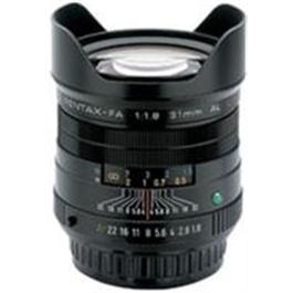 Pentax SMC FA 31mm f/1.8 Limited Lens - Black thumbnail