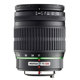 SMC Pentax-DA 17-70mm f/4 AL [IF] SDM Zoom Lens thumbnail