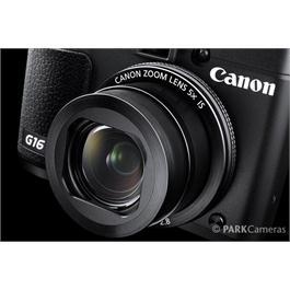 Canon Powershot G16 Thumbnail Image 1
