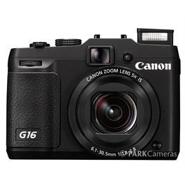 Canon Powershot G16 Thumbnail Image 3