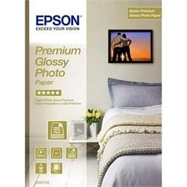 Epson Premium Glossy 7x5 Photo Paper (255gsm, 30 sheets) thumbnail