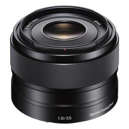 Sony 35mm lens  f/1.8 E-Series E-Mount OSS thumbnail