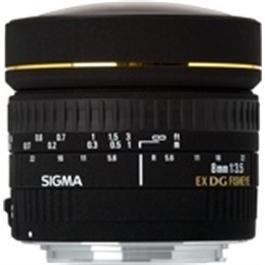 Sigma 8mm f/3.5 EX DG Circular Fisheye - Nikon Fit thumbnail
