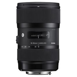 Sigma 18-35mm f/1.8 DC HSM Lens - Canon fit thumbnail