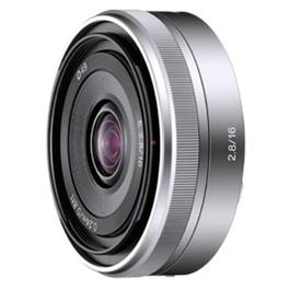 Sony 16mm lens  f/2.8 E-Mount thumbnail
