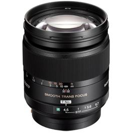 Sony A-Mount 135mm telephoto lens f/2.8 STF thumbnail