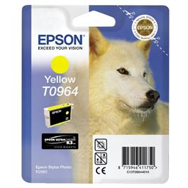 Epson Husky Yellow Ink T0964 for R2880 thumbnail