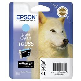 Epson Husky Light Cyan Ink T0965 for R2880 thumbnail