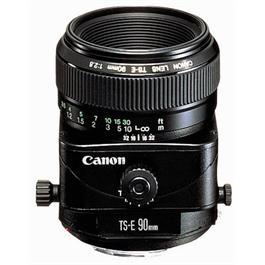 Canon TS-E 90mm f/2.8 Manual Focus Tilt-Shift Lens thumbnail
