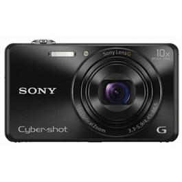 Sony DSC-WX220 Compact Digital Camera - Black thumbnail