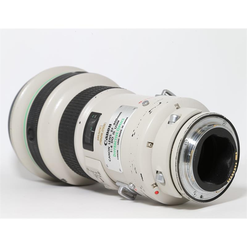 Used Canon 400mm F/4 DO IS USM Lens