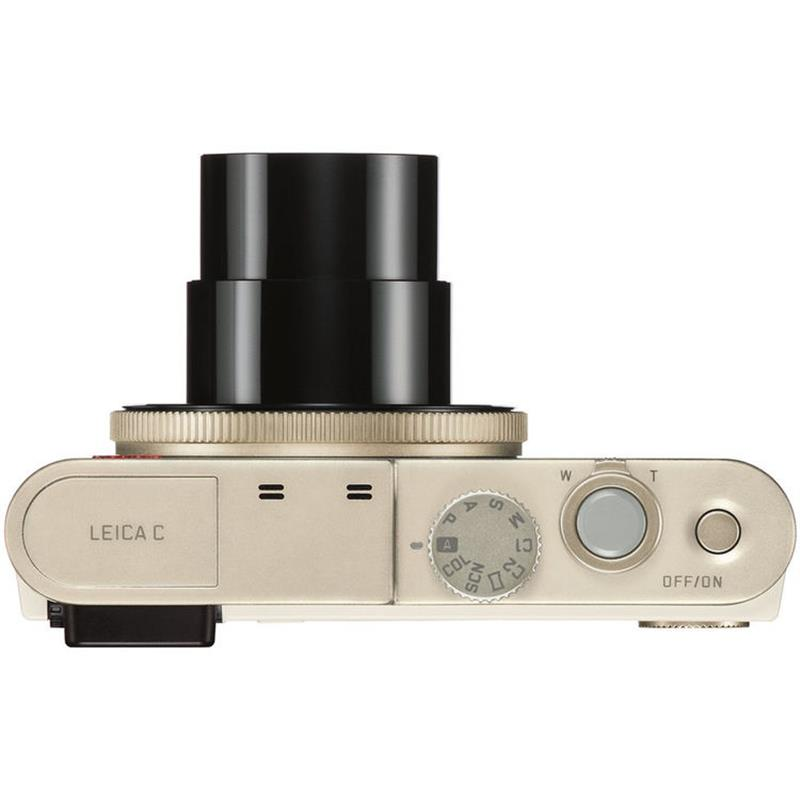 Leica C Gold Digital Compact Camera