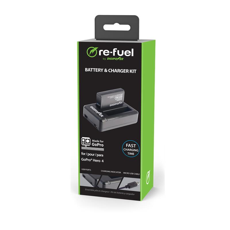 Digipower Refuel Dual Travel Charger