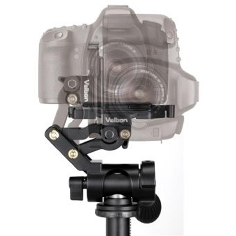 Velbon PHD-66Q 3-Way Pan-Head