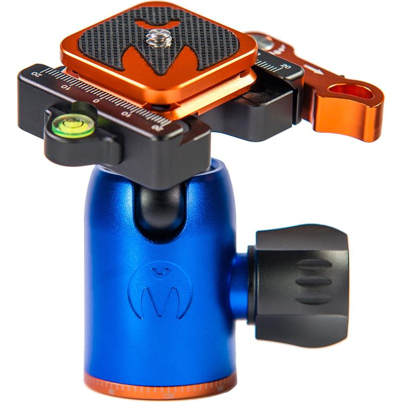 Blue 3 Legged Thing AirHed Pro Lever Ball Head
