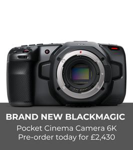Blackmagic 6K