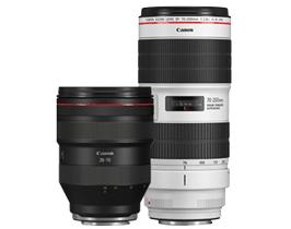 Canon Lenses cashback