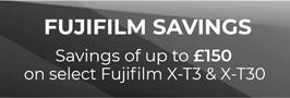 Fuji X-T3 Savings')
