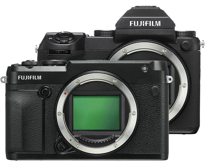 Fuji GFX £450 saving