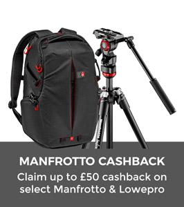 Manfrotto Cashback