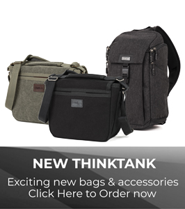 New ThinkTank Bag Accessories
