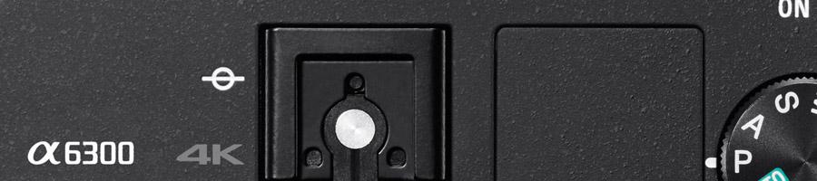 a6300 4K branding close up