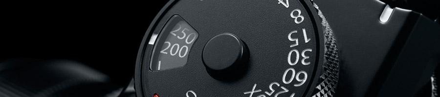 Fujifilm X-Pro2 ISO sensitivity